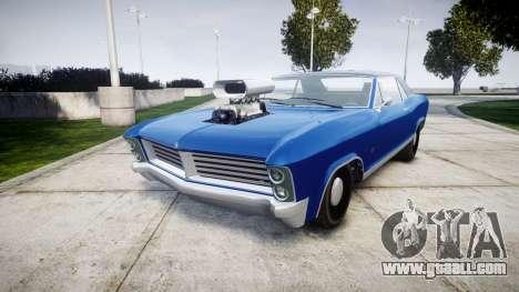 GTA V Albany Buccaneer Little Wheel for GTA 4