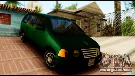 New Moobeam for GTA San Andreas