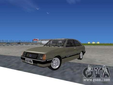 Chevrolet Chevette Hatch for GTA San Andreas