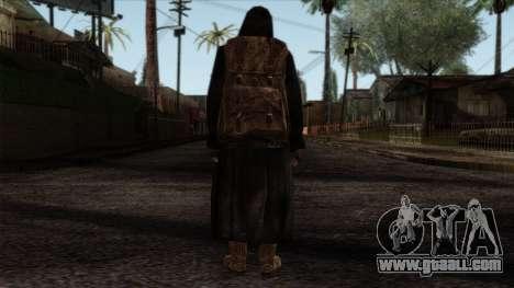 Resident Evil Skin 8 for GTA San Andreas second screenshot