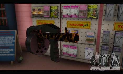 Leopardo Combat for GTA San Andreas third screenshot