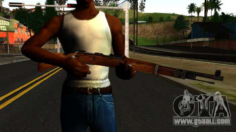 Mauser 98K from Wolfenstein 2009 for GTA San Andreas third screenshot