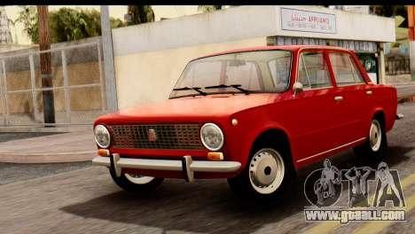VAZ 2101 Zhiguli for GTA San Andreas