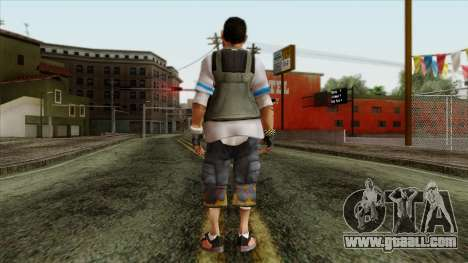 GTA 4 Skin 21 for GTA San Andreas second screenshot