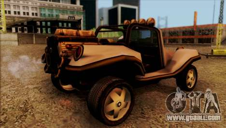 New BF Injection for GTA San Andreas left view
