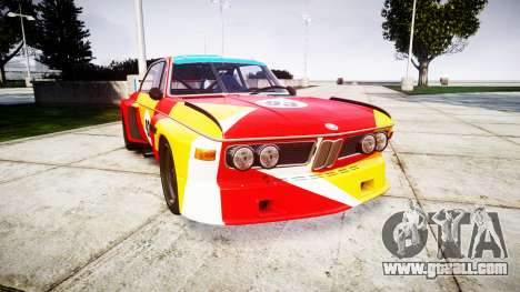 BMW 3.0 CSL Group4 1973 Art for GTA 4