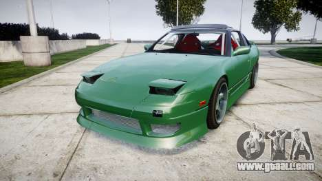 Nissan 240SX StreetStyle for GTA 4