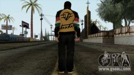 GTA 4 Skin 67 for GTA San Andreas second screenshot