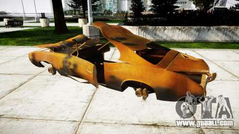 Twisted Classique Stallion 2Gen for GTA 4 second screenshot