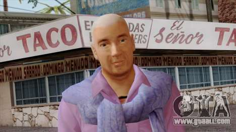 GTA 4 Skin 48 for GTA San Andreas third screenshot