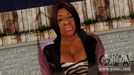 GTA 4 Skin 57 for GTA San Andreas third screenshot