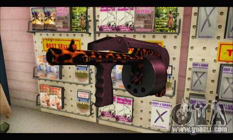 Leopardo Combat for GTA San Andreas