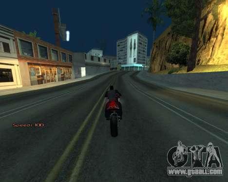 Car Speed for GTA San Andreas sixth screenshot