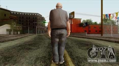 GTA 4 Skin 61 for GTA San Andreas second screenshot