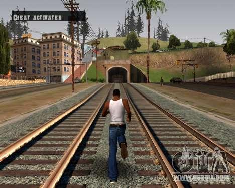 Colormod Dark Low for GTA San Andreas third screenshot