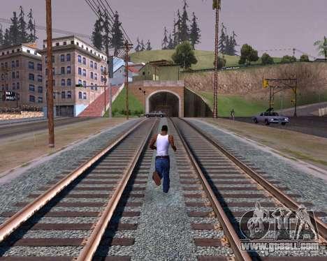 Colormod Dark Low for GTA San Andreas