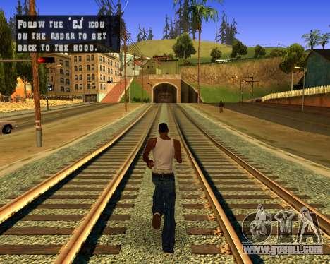Colormod Dark Low for GTA San Andreas second screenshot