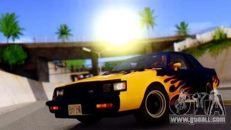 HardCore ENB for GTA San Andreas forth screenshot