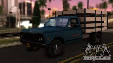 Chevrolet C30 for GTA San Andreas