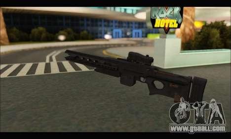 BF4 Final Stand DLC Rorsch Mk-1 for GTA San Andreas third screenshot