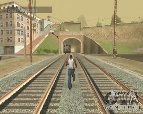 Colormod Dark Low for GTA San Andreas sixth screenshot