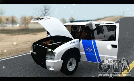 Chevrolet S-10 P.N.A for GTA San Andreas
