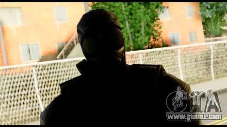 Counter Strike Skin 6 for GTA San Andreas third screenshot