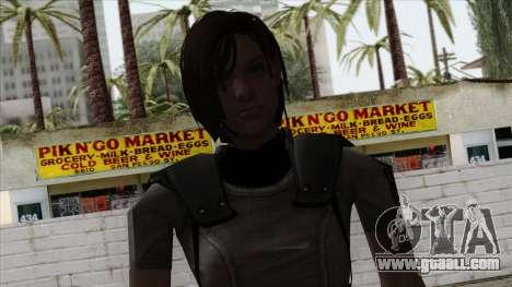 Resident Evil Skin 4 for GTA San Andreas third screenshot