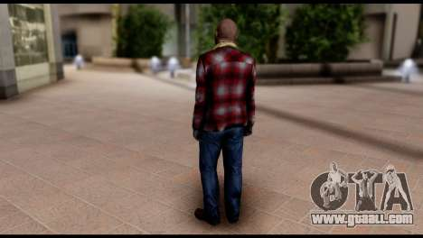 Prologue Michael Skin from GTA 5 for GTA San Andreas second screenshot