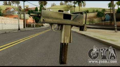 Ingram from Max Payne for GTA San Andreas