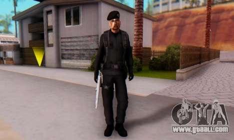 Boina Negra (FES) for GTA San Andreas