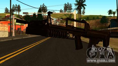 The BPA from Depth for GTA San Andreas