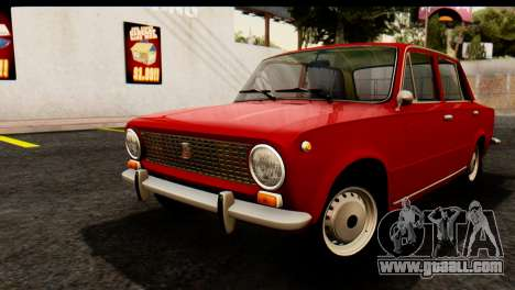 VAZ 2101 Zhiguli for GTA San Andreas