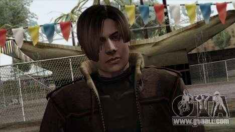 Resident Evil Skin 5 for GTA San Andreas third screenshot