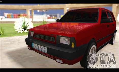 Tofas Kartal (EL 34 5323) for GTA San Andreas