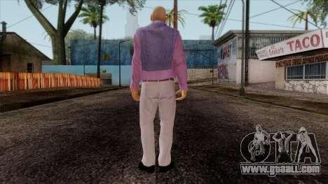 GTA 4 Skin 48 for GTA San Andreas second screenshot