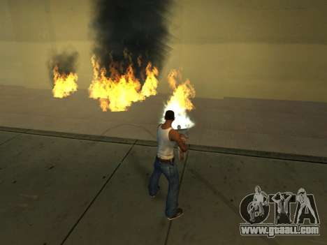 New Effects Pack White Version for GTA San Andreas ninth screenshot