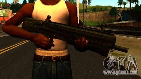 UTAS UTS-15 from Battlefield 4 for GTA San Andreas third screenshot