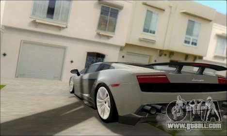 White Water ENB for GTA San Andreas forth screenshot