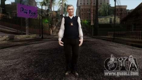 GTA 4 Skin 33 for GTA San Andreas