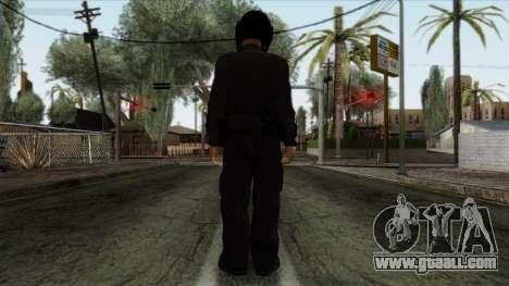 GTA 4 Skin 40 for GTA San Andreas second screenshot