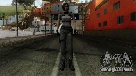 Resident Evil Skin 4 for GTA San Andreas