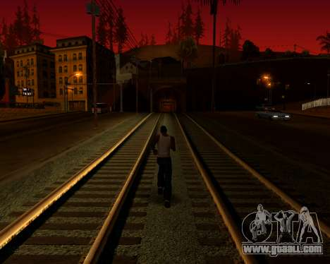 Colormod Dark Low for GTA San Andreas seventh screenshot