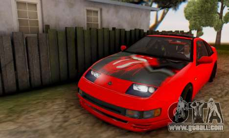 Nissan 300XZ The Rolling for GTA San Andreas side view