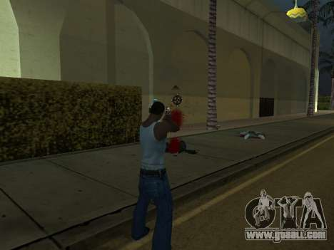 New Effects Pack White Version for GTA San Andreas eighth screenshot