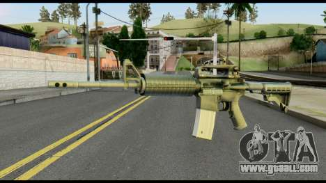 Colt Commando from Max Payne for GTA San Andreas