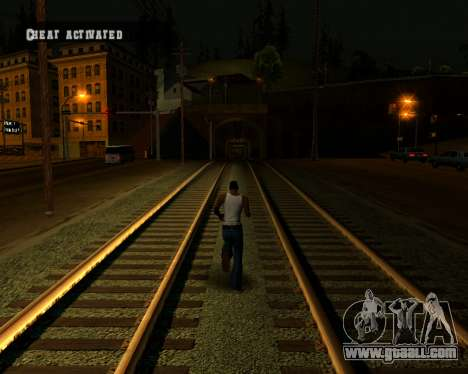 Colormod Dark Low for GTA San Andreas eighth screenshot