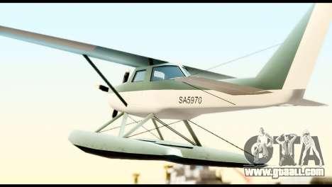 Beta Skimmer for GTA San Andreas back left view
