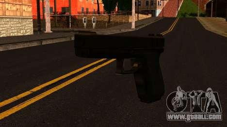 Pistol from GTA 4 for GTA San Andreas