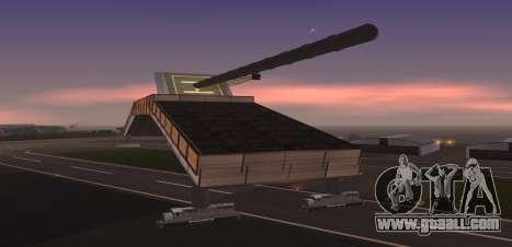 Landkreuzer P. 1500 Monster for SA:MP for GTA San Andreas third screenshot